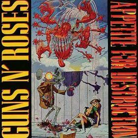 Guns N' Roses - Dicografia Gnr-appetite-for-destruction-album-cover